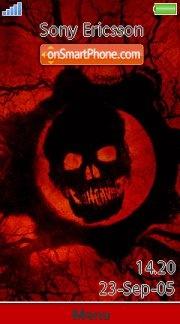 Gears Of War 3 es el tema de pantalla