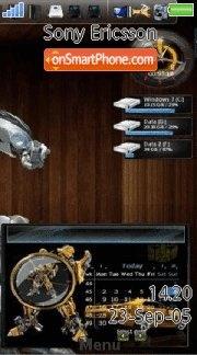Transformer 04 es el tema de pantalla