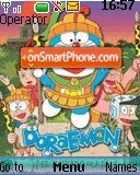 Doraemon 06 Theme-Screenshot