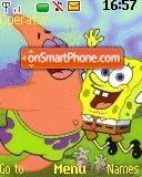 Sponge Bob and patrick Theme-Screenshot