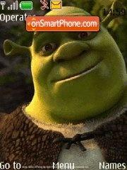 Shrek 05 theme screenshot