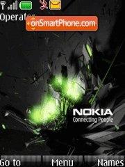 Nokia With Tone 01 theme screenshot