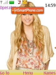 Hannah Montana season 4 Theme-Screenshot