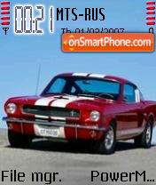 Ford Mustang GT350 es el tema de pantalla
