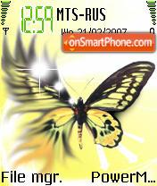 Butterfly2 es el tema de pantalla
