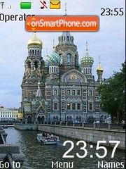 Sankt Peterburg theme screenshot