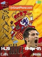 España es el tema de pantalla