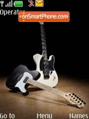 Fender Telecaster es el tema de pantalla