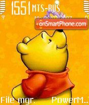 Скриншот темы Winnie
