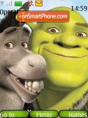 Shrek forever 4 theme screenshot