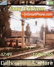 Location theme screenshot