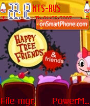 Happy Tree Friends 2 theme screenshot