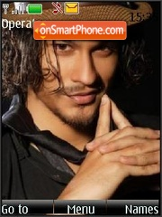 Kunal Khemu (Bollywood) theme screenshot