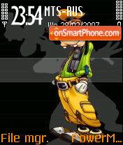 Goofy theme screenshot