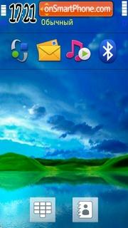 Sky 06 theme screenshot