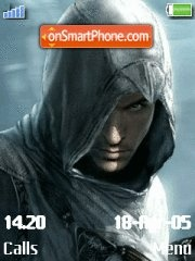 Assassins creed es el tema de pantalla