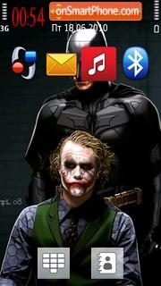 Batman Joker 04 es el tema de pantalla