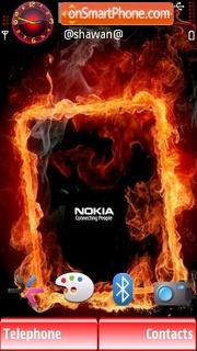 Nokia by Shawan theme screenshot