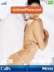 Adriana Lima Sexy2 es el tema de pantalla