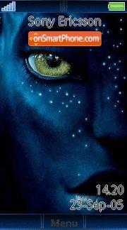 Avatar Aino es el tema de pantalla
