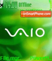 Vaio 03 theme screenshot