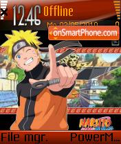 Naruto 2009 theme screenshot