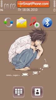 Coffee 06 es el tema de pantalla