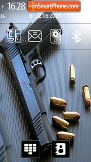 Gun 04 theme screenshot
