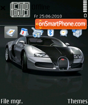 Nice Car 07 theme screenshot