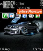 Скриншот темы Audi 13