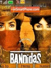 Banditos theme screenshot