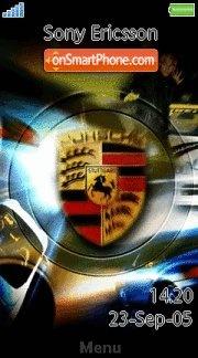 Скриншот темы Porsche 328