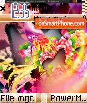 Скриншот темы Mix-theme