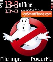 No Ghosts es el tema de pantalla