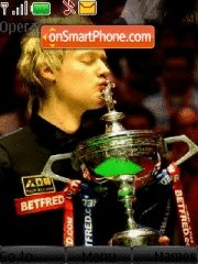 Neil robertson2 tema screenshot