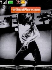 Dave Gahan in 1993 theme screenshot