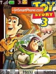 Toy Story 3 theme screenshot