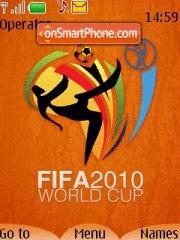 Fifa World Cup V3 theme screenshot