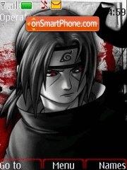 Itachi 04 theme screenshot