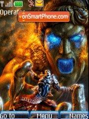 God Of War 06 es el tema de pantalla