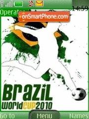 Brazil Ton Worldcup theme screenshot