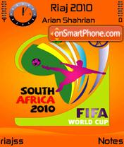 FIFA WORLD CUP theme screenshot