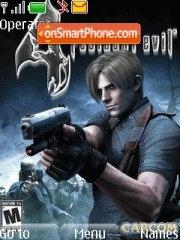Resident Evi 4 es el tema de pantalla