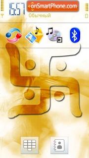 Swastik theme screenshot