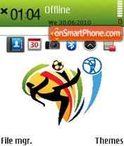Fifa-2010 theme screenshot