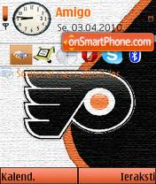 Philadelphia Flyers 01 es el tema de pantalla
