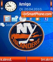 New York Islanders 01 es el tema de pantalla