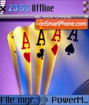 Poker 03 es el tema de pantalla