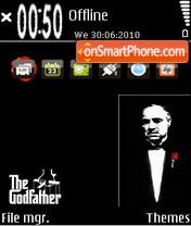 Скриншот темы The Godfather FP1