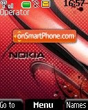 Nokia Carbon theme screenshot